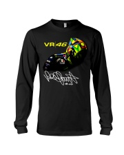 Vr 46 Valentino Rossi T-Shirt Long Sleeve Tee thumbnail