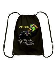 Vr 46 Valentino Rossi T-Shirt Drawstring Bag thumbnail