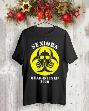 Senior Of 2020 Graduation Gift T-Shirt Classic T-Shirt lifestyle-holiday-crewneck-front-2