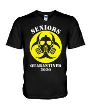 Senior Of 2020 Graduation Gift T-Shirt V-Neck T-Shirt thumbnail