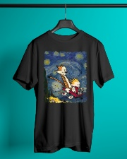 Calvin And Hobbes T-Shirt Classic T-Shirt lifestyle-mens-crewneck-front-3