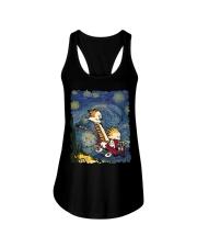 Calvin And Hobbes T-Shirt Ladies Flowy Tank thumbnail