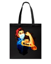 Strong nurse rosie riveter T-Shirt Tote Bag tile