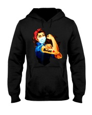 Strong nurse rosie riveter T-Shirt Hooded Sweatshirt thumbnail