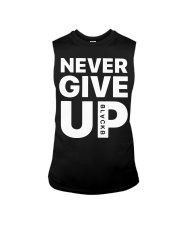 Moh-Salah-Never-Give-Up-Blackb-T-Shirt Sleeveless Tee thumbnail