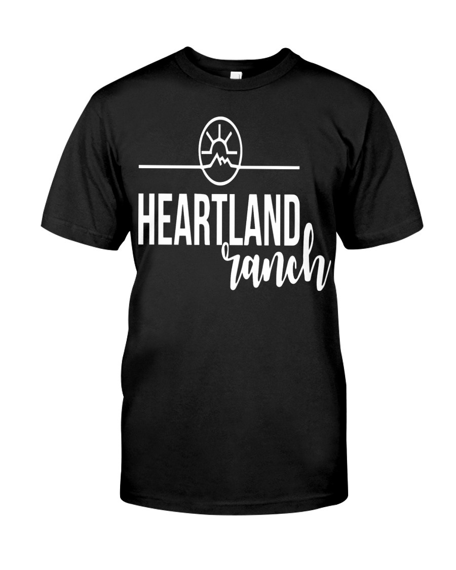 Heartland Ranch Pullover Hoodie For Special Tee Classic T-Shirt