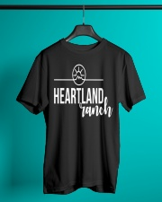 Heartland Ranch Pullover Hoodie For Special Tee Classic T-Shirt lifestyle-mens-crewneck-front-3