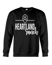 Heartland Ranch Pullover Hoodie For Special Tee Crewneck Sweatshirt thumbnail