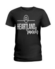Heartland Ranch Pullover Hoodie For Special Tee Ladies T-Shirt thumbnail