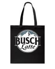Busch Lattle T-shirt Tote Bag thumbnail