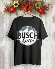 Busch Lattle T-shirt Classic T-Shirt lifestyle-holiday-crewneck-front-2