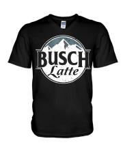 Busch Lattle T-shirt V-Neck T-Shirt thumbnail