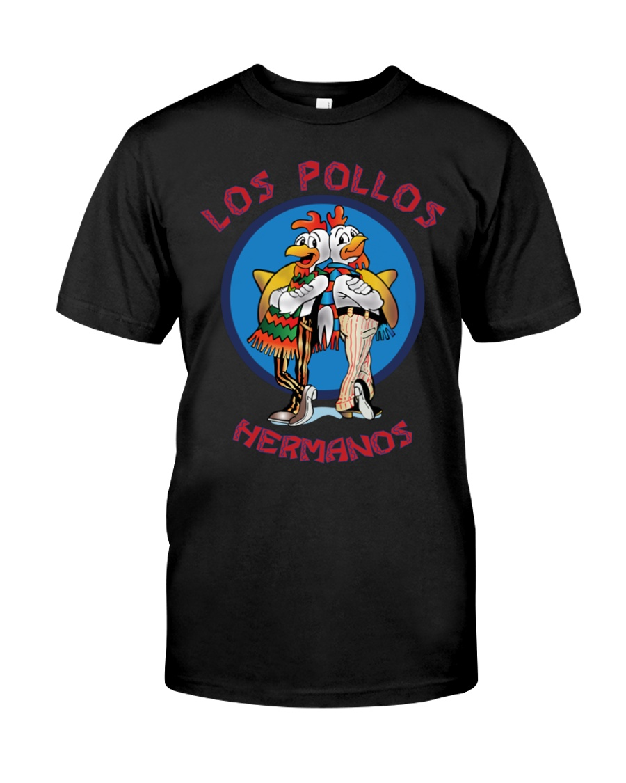 Breaking Bad T-Shirt Los Pollos Hermanos Classic T-Shirt