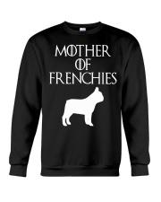 Mother Of Frenchies Dog Shirt For Gift Crewneck Sweatshirt thumbnail