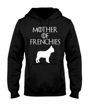 Mother Of Frenchies Dog Shirt For Gift Hooded Sweatshirt thumbnail