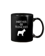 Mother Of Frenchies Dog Shirt For Gift Mug thumbnail