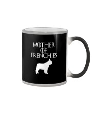 Mother Of Frenchies Dog Shirt For Gift Color Changing Mug thumbnail