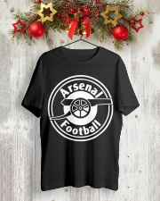 Arsenal Soccer London UK Travel Gift T-shirt Classic T-Shirt lifestyle-holiday-crewneck-front-2