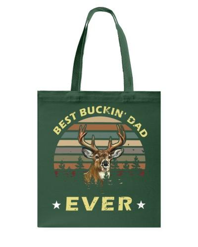 Best Buckin' Dad Ever Vintage T-shirt
