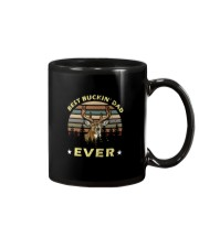 Best Buckin' Dad Ever Vintage T-shirt Mug thumbnail