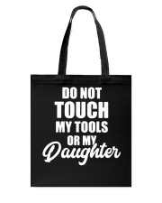Mechanic Daughter Gift Fathers Day Shirts Tote Bag thumbnail