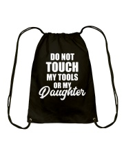 Mechanic Daughter Gift Fathers Day Shirts Drawstring Bag tile