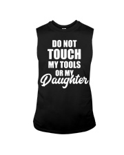 Mechanic Daughter Gift Fathers Day Shirts Sleeveless Tee thumbnail