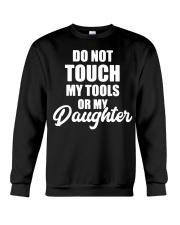 Mechanic Daughter Gift Fathers Day Shirts Crewneck Sweatshirt thumbnail