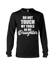 Mechanic Daughter Gift Fathers Day Shirts Long Sleeve Tee thumbnail