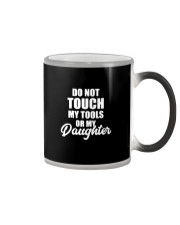 Mechanic Daughter Gift Fathers Day Shirts Color Changing Mug thumbnail