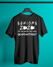 Seniors 2020 Toilet Paper Quarantined T-Shirt Classic T-Shirt lifestyle-mens-crewneck-front-3