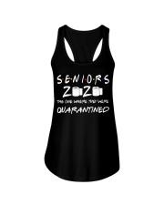 Seniors 2020 Toilet Paper Quarantined T-Shirt Ladies Flowy Tank thumbnail