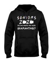Seniors 2020 Toilet Paper Quarantined T-Shirt Hooded Sweatshirt thumbnail