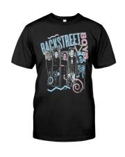 Backstreet-Straight Through My Heart shirt Classic T-Shirt front