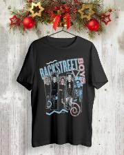Backstreet-Straight Through My Heart shirt Classic T-Shirt lifestyle-holiday-crewneck-front-2