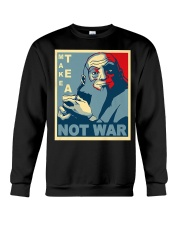 Anime Avatar Iroh - Make Tea Not War T-Shirt Crewneck Sweatshirt thumbnail