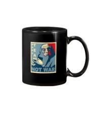 Anime Avatar Iroh - Make Tea Not War T-Shirt Mug thumbnail