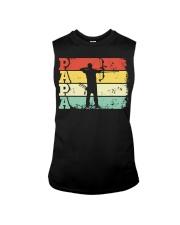 Archery Papa Shirt  Dad Father Gift T-Shirt Sleeveless Tee thumbnail