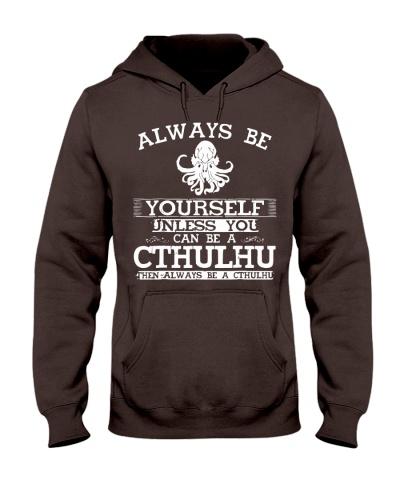 Cool Cthulhu Shirt Always Be Yourself Shirt