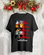Rambo Film T-Shirt Classic T-Shirt lifestyle-holiday-crewneck-front-2