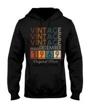 Vintage Dec 69 Hooded Sweatshirt thumbnail
