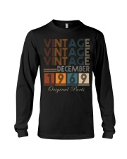 Vintage Dec 69 Long Sleeve Tee thumbnail