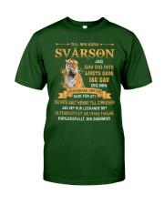 Till Min Svärson Classic T-Shirt thumbnail