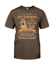 Till Min Svärson Premium Fit Mens Tee thumbnail
