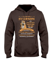 Till Min Svärson Hooded Sweatshirt tile