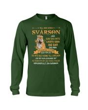 Till Min Svärson Long Sleeve Tee thumbnail