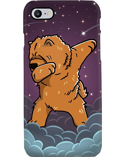 Chow Chow Phone case Cool Art