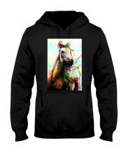 Horse Water Color Art P3 Hooded Sweatshirt thumbnail