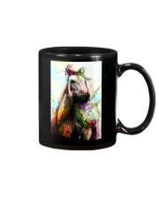 Horse Water Color Art P3 Mug thumbnail