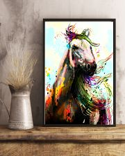 Horse Water Color Art P3 24x36 Poster lifestyle-poster-3